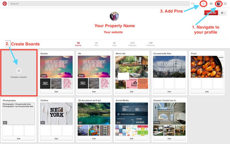 How-to-Pinterest-User-Page